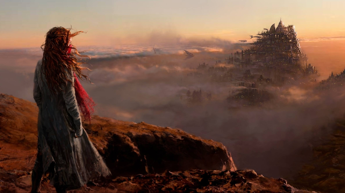First Trailer For 'Mortal Engines' Will Play In Front of 'Star Wars: The Last Jedi'